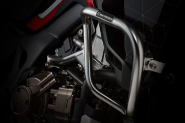 SW-MOTECH: クラッシュバー Stainless steel Honda CRF1000L Africa Twin (15-) | sbl-01-622-10100