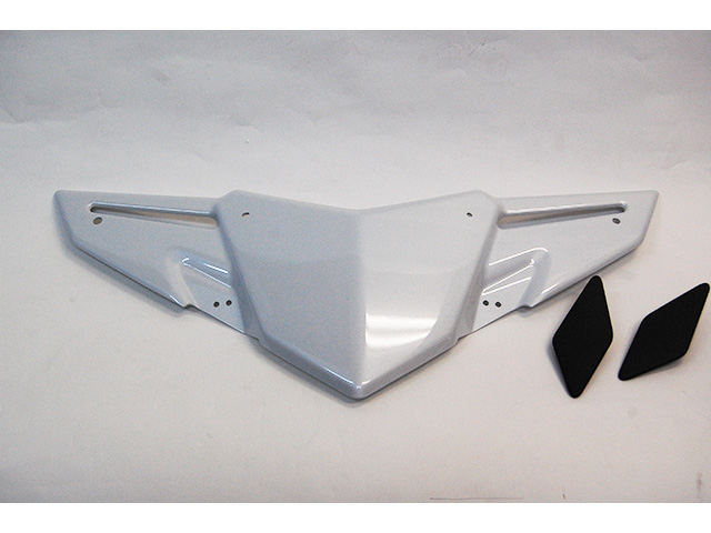 EU YAMAHA純正: SR HEAD LIGHT COWLING MT-09 Street Rally