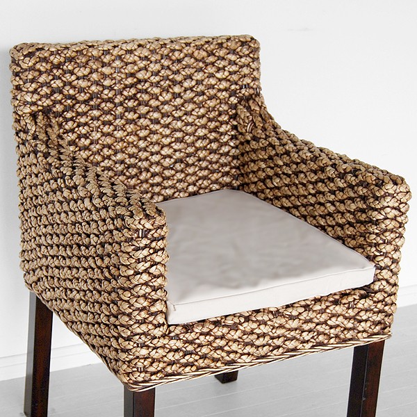 Waterhyacinthdainingchair Asian Chair Home Furniture Dining Chairs Wood Table Stylish Bali Resort Hotel Rattan Water
