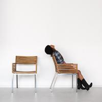 ★【テラノ】スタッキングチェア アジアン家具 屋外用家具 屋外