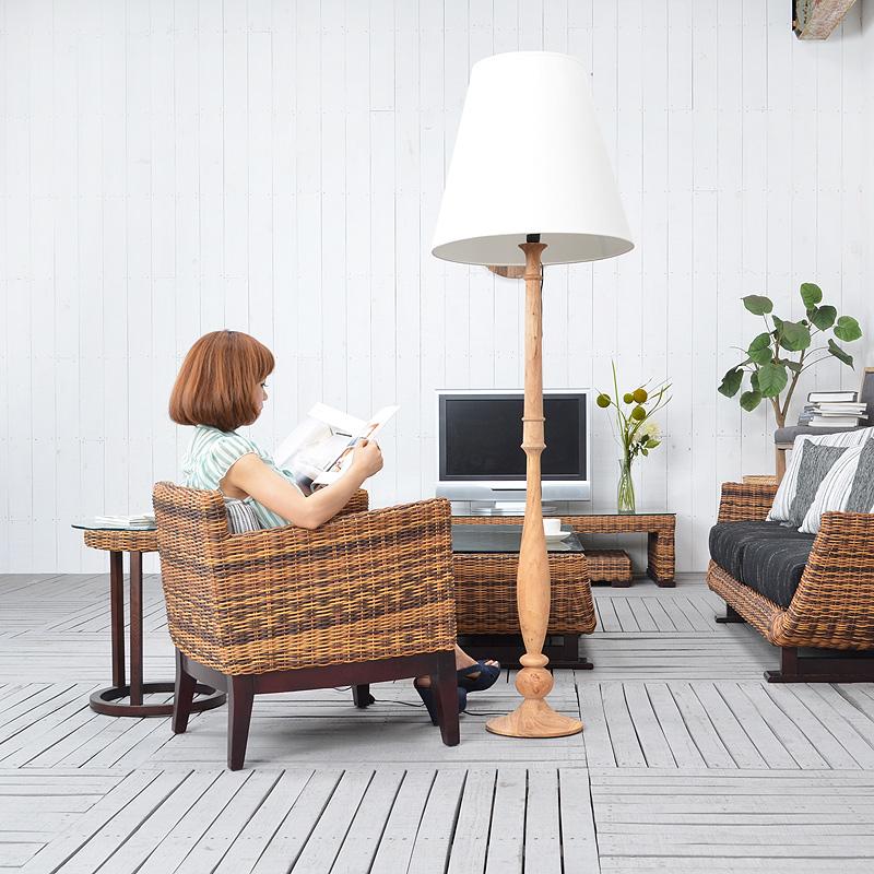 ★送料無料 【ベスティア】オケージョナルチェア アジアン家具