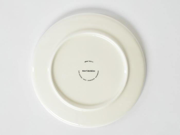 marimekko 마리멕코 KESTIT 케스티트핀크프레이트 직경 20 cm