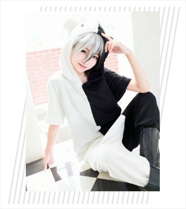 モノクマ(擬人化) コスプレ衣装 ダンガンロンパ 希望の学園と絶望の高校生 コスプレ衣装 コスプレシャス, マットウシ:af6d2a1f --- officewill.xsrv.jp