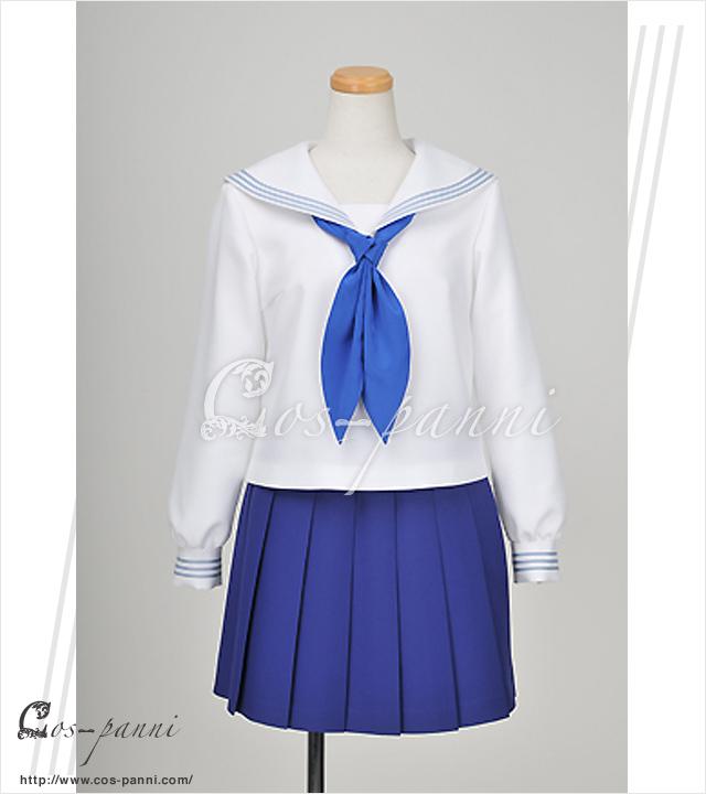 香林高校女子制服 花咲くいろは  コスプレ衣装 コスプレシャス