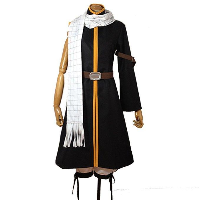 ナツ・ドラグニル (FAIRY TAIL) フェアリーテイル  コスプレ衣装 コスプレシャス