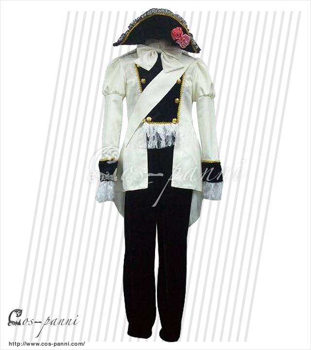 ヘタリア Axis powers ハンガリー(継承戦争) エリザベータ ヘーデルヴァーリ  コスプレ衣装 コスプレシャス