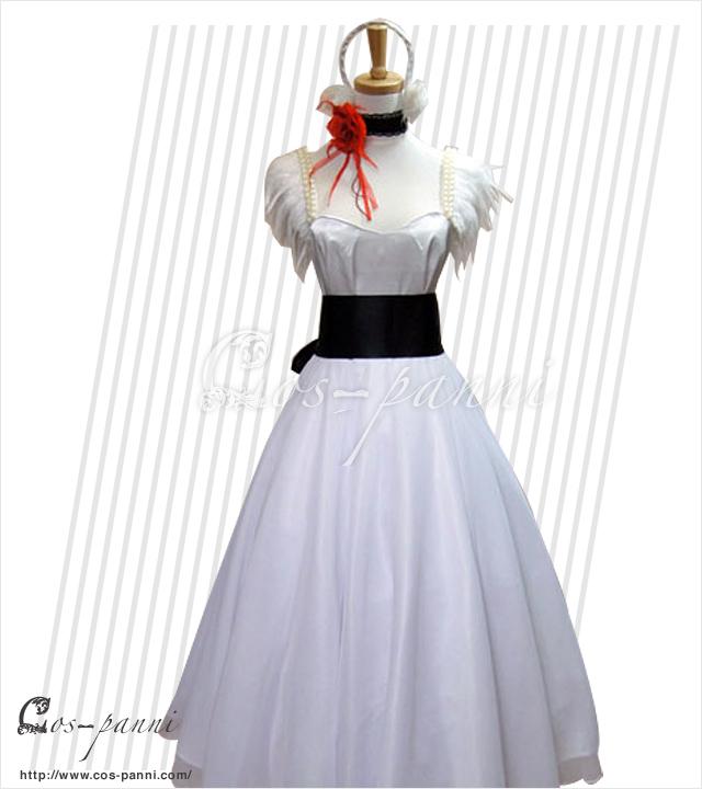 サンドリヨン(Cendrillon)初音ミク 白ドレス VOCALOID