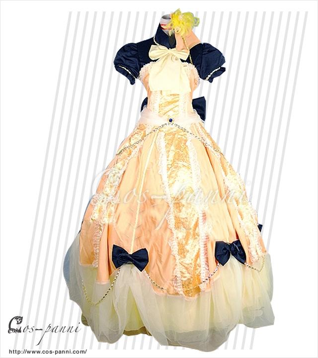 悪ノ娘(あくのむすめ) 鏡音リン VOCALOID 鏡音リン Daughter of Evil VOCALOID コスプレ衣装 Evil コスプレシャス, 良品百科:0a1c5e77 --- officewill.xsrv.jp