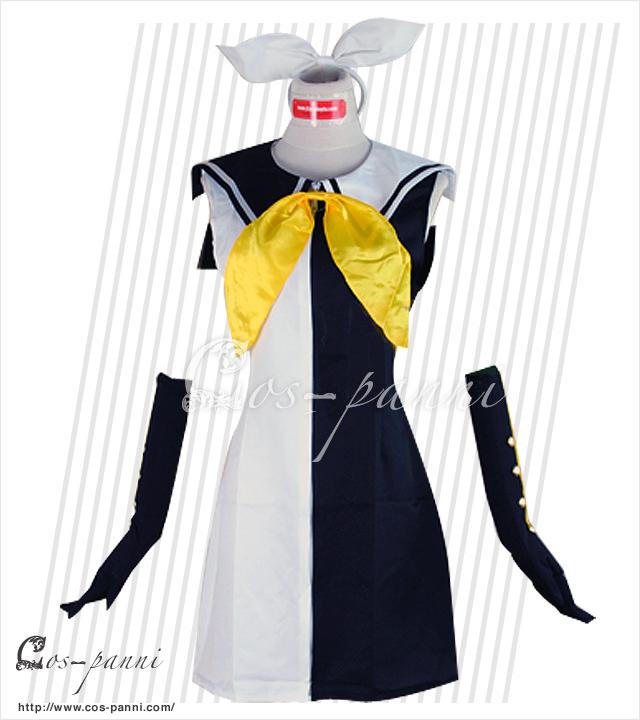 炉心融解(ろしんゆうかい) 鏡音リン VOCALOID コスプレ衣装 コスプレシャス