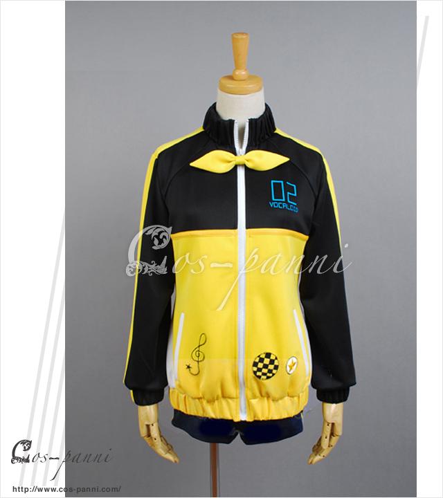 鏡音リン 鏡音リン スタイリッシュエナジー(スポーツウェア) Project Project DIVA-f VOCALOID DIVA-f コスプレ衣装 コスプレシャス, ヨコゴシマチ:18250d99 --- officewill.xsrv.jp