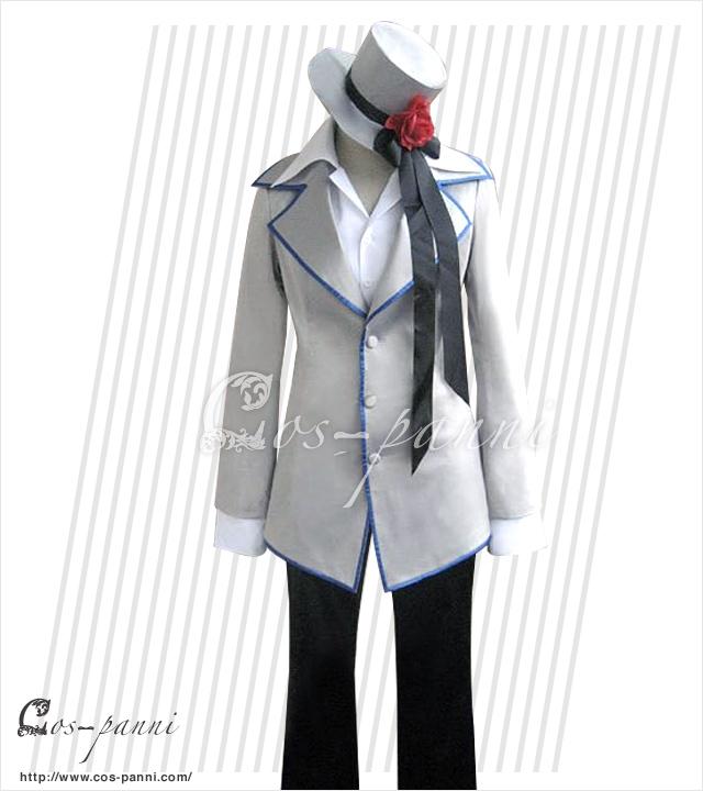 IMITATION BLACK KAITO イミテーションブラック VOCALOID コスプレ衣装 コスプレシャス
