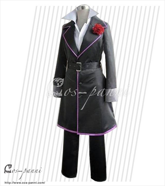 IMITATION BLACK VOCALOID 神威がくぽ BLACK イミテーションブラック がくっぽいど VOCALOID コスプレ衣装 コスプレ衣装 コスプレシャス, 福袋:cda9230b --- officewill.xsrv.jp