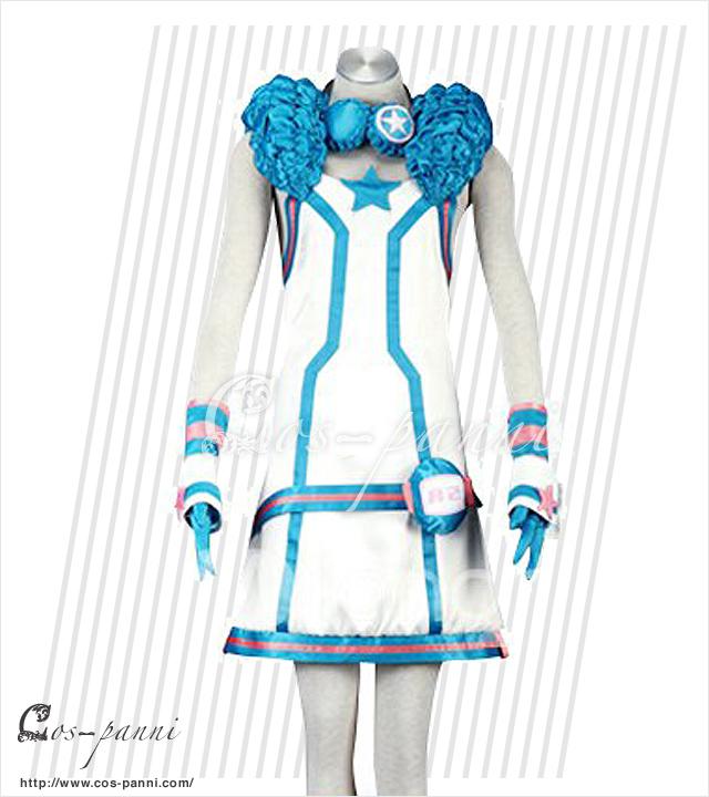 Miki SF-A2 開発コード miki VOCALOID2 コスプレ衣装 コスプレシャス