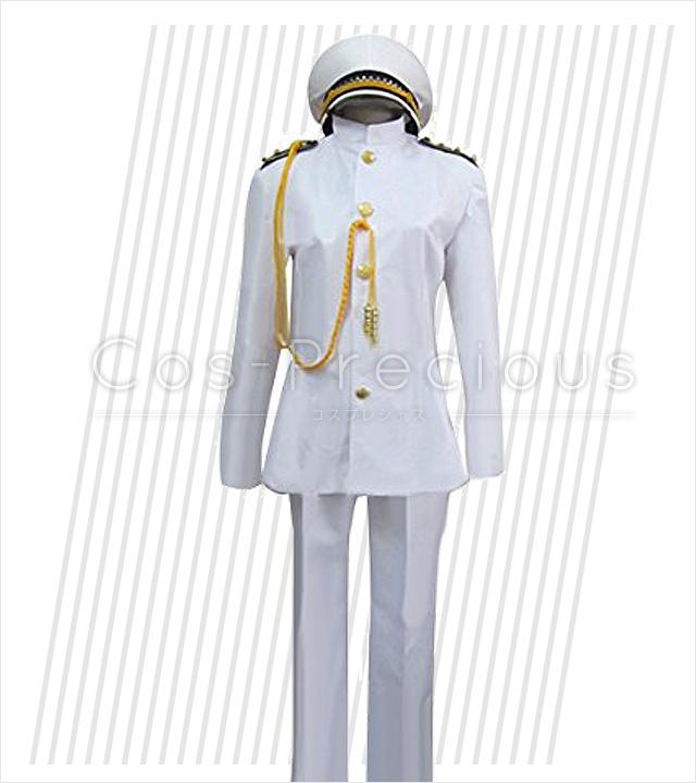 艦隊これくしょん 提督 コスプレ衣装 コスプレシャス