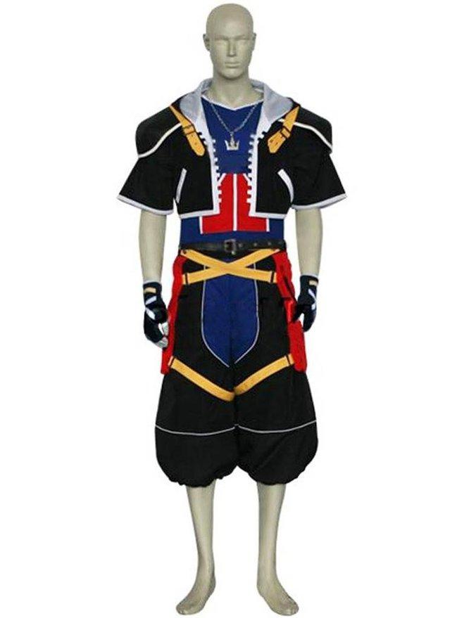 キングダムハーツ ソラ(ブラック) コスプレ衣装 コスプレシャス