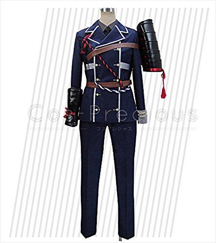 鯰尾藤四郎(なまずおとうしろう)  刀剣乱舞 とうらぶ コスプレ衣装 コスプレシャス