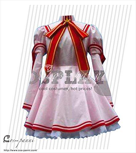 Rewrite 女子制服 (中津静流・神戸小鳥) なかつ しずる かんべ ことり リライト  コスプレ衣装 コスプレシャス