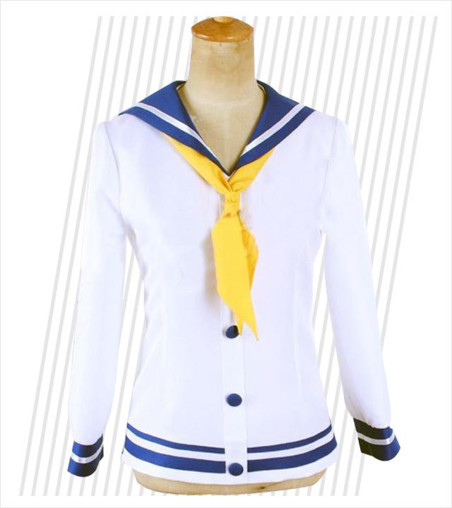 艦隊これくしょん (艦これ) 雪風(ゆきかぜ) コスプレ衣装 コスプレシャス