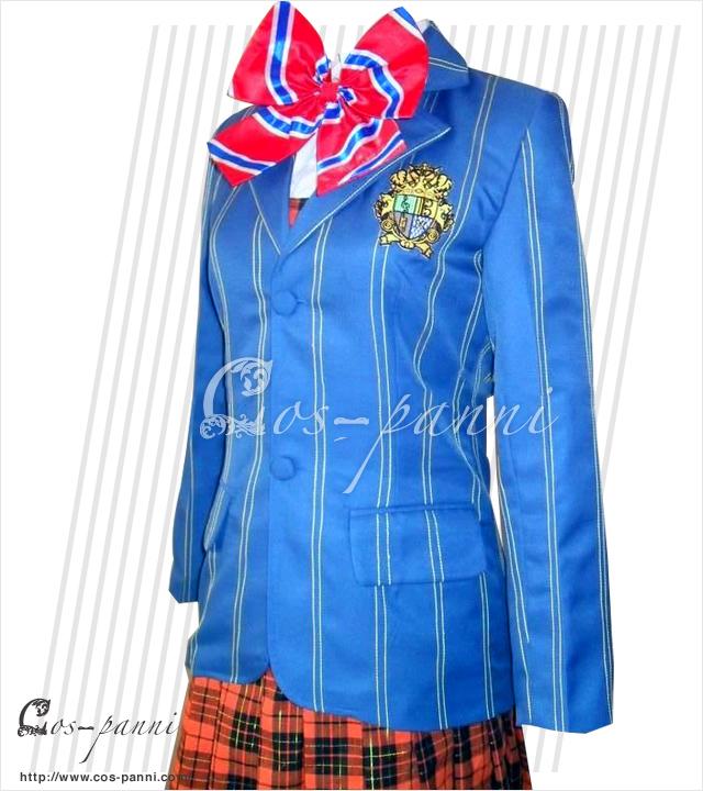 七海春歌(ななみはるか) うたの☆プリンスさまっ♪ マジLOVE1000% うたプリ コスプレ衣装 コスプレシャス