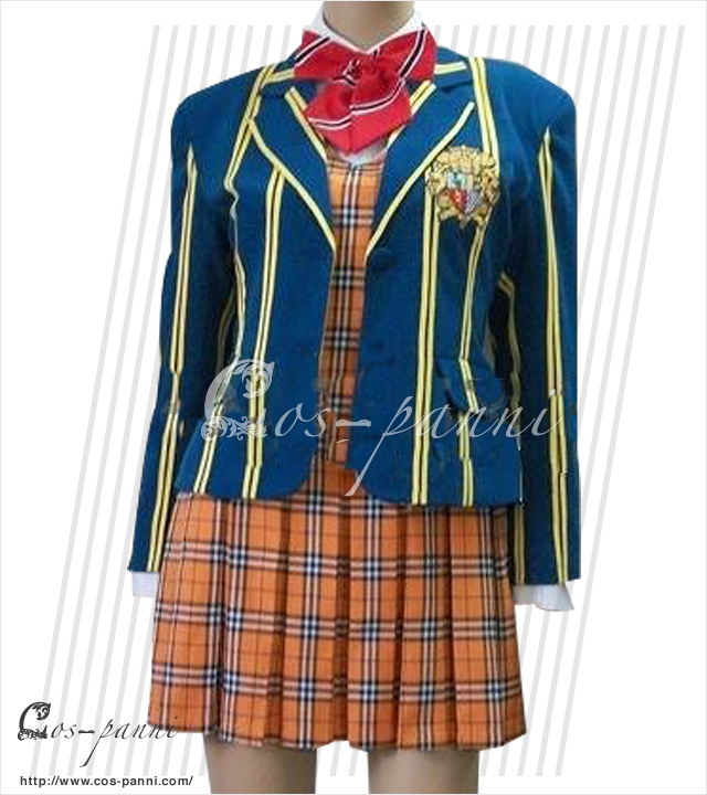 七海春歌 女子制服(NEW)うたの☆プリンスさまっ コスプレ衣装 コスプレシャス