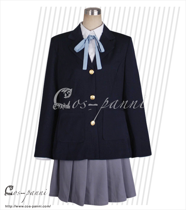 けいおん! 私立桜が丘女子高等学校風制服 コスプレ衣装 コスプレシャス