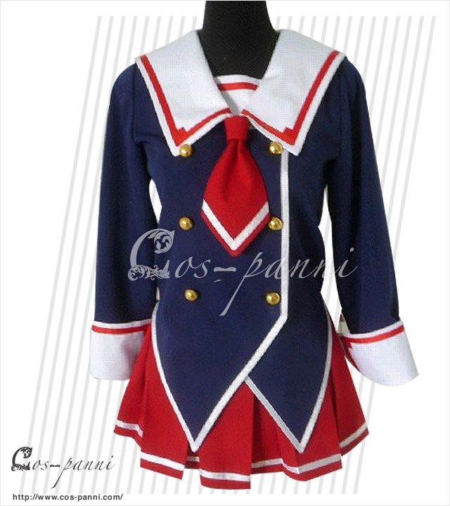 C3 シーキューブ  学校制服 Cube×Cursed×Curious コスプレ衣装 コスプレシャス