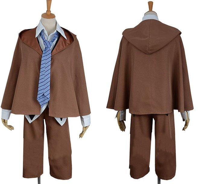江戸川乱歩(えどかわらんぽ) 文豪ストレイドッグス コスプレ衣装 コスプレシャス