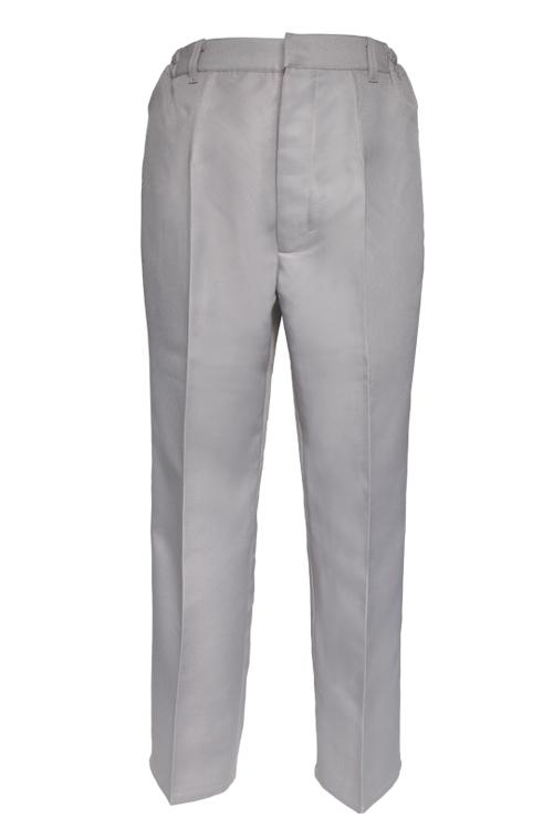 コスプレ 衣装【スラックス】灰色 グレー【S~LL】ハロウィン コス 学生服/アパレル(4000-3-gy)