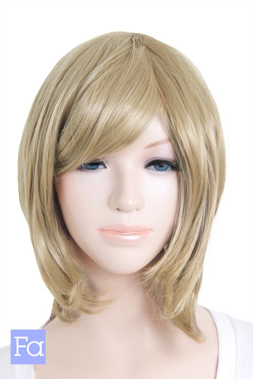 ショートボブ 世界の人気ブランド ハナススキ 160色以上 コスプレウィッグ ボブ ボブウィッグ カラー コスプレ bo-24 ウィッグ 髪 金 正規店 耐熱 ウィッグネット付
