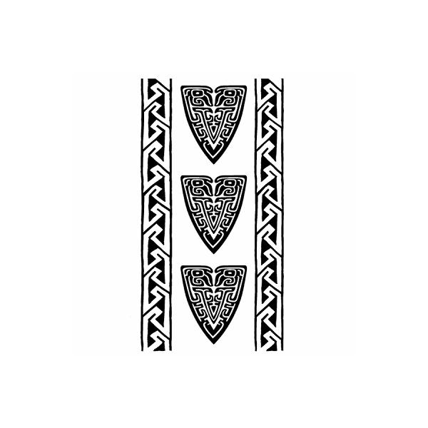 纹身封条纹身封条手镯,toraibaru 2个字toraibaru蝴蝶龙心玫瑰花月