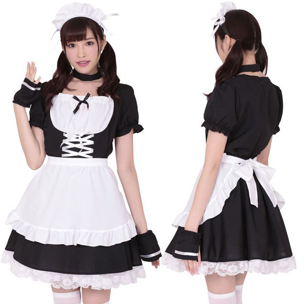 Maid Corset Dress