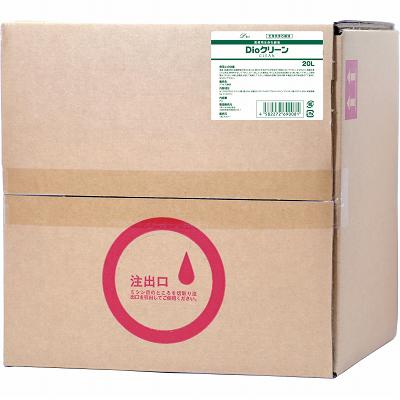 殺菌・消毒 Dioクリーン 20L ハンドソープ アルコール 消毒 ボディーソープ 業務用 業務サイズ 使い捨て歯ブラシ 消毒 おしぼり 清浄綿