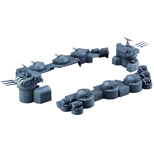 fujimi フジミ 迅速な対応で商品をお届け致します おもちゃ コレクション プレゼント 売り出し 贈り物 mk1682 装備品5 1 200 戦艦大和 フジミ模型 中央構造外郭