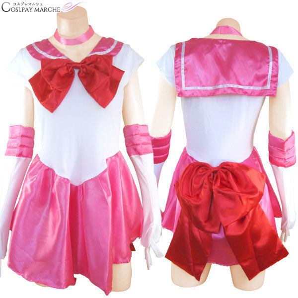 A mini-ska dress and big ribbon with a middy and skirt as a motif point it! Cloth for smooth stretch fitting the line of ? body that it was to the costume ...  sc 1 st  Rakuten & cosmarche | Rakuten Global Market: maru-b21789 for Sailor Moon ...