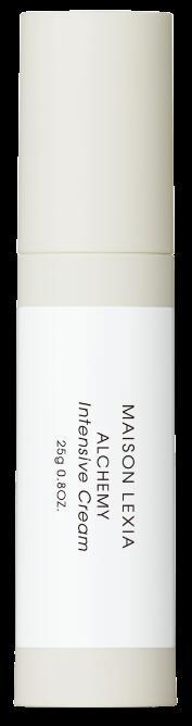 【アルケミー】【alchemy】インテンシブクリーム22g クリーム スキンケア酵母発酵エキスVEGAL ローズオイル ヒマワリエキス<フローラルな香り>