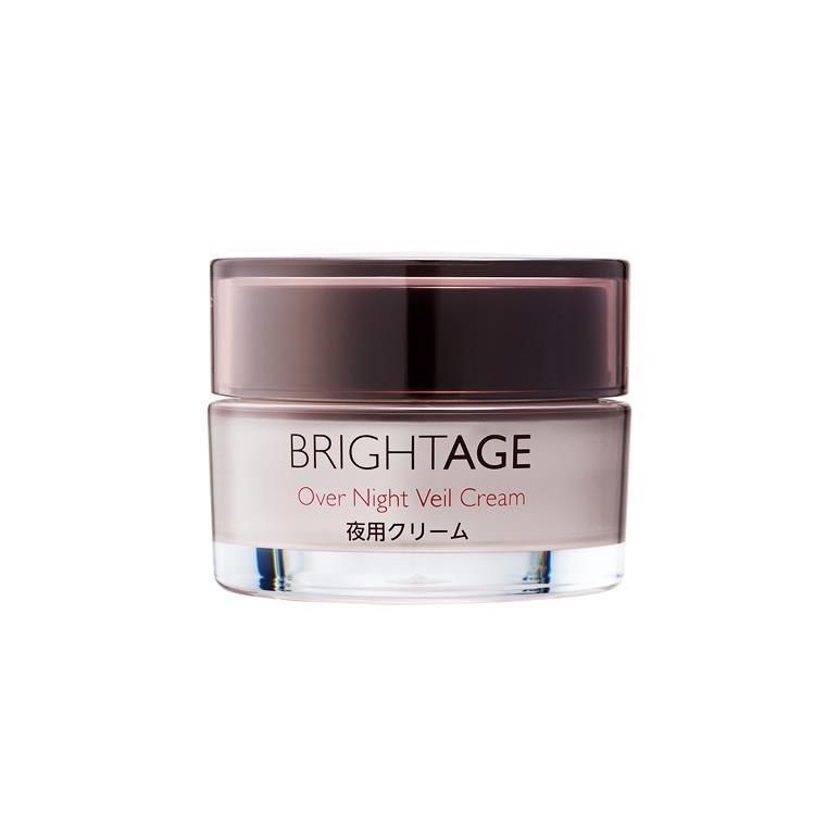 【BRIGHTAGE】【ブライトエイジ】オーバーナイト ヴェールクリーム【夜用クリーム】30g(約1.5ヶ月分)