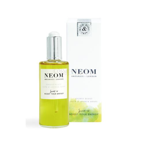 【NEOM】【ネオム】バス&シャワードロップ BOE100ml ボディケア 入浴料 グレープフルーツ レモン ローズマリー