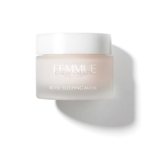 【ファミュ】【FEMMUE】ローズウォーター スリーピングマスク 50gスキンケア フェイスパック フェイスクリーム