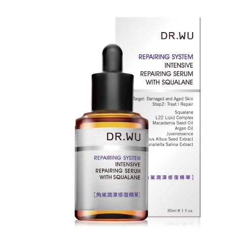 【DR.WU】【ドクターユー】エイジバーサル リペア オイルセラム 30mlスキンケア スクワラン 美容液