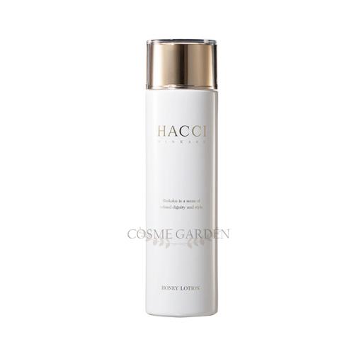 ★【HACCI ハッチ】HACCI ハニーローション-HINKAKU-150ml<スキンケア><はちみつ><しっとり><アミノ酸>