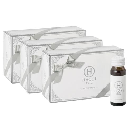 【HACCI ハッチ】ハニースノー30本セット 30ml×30本美容健康 UV ビューティーエナジードリンク