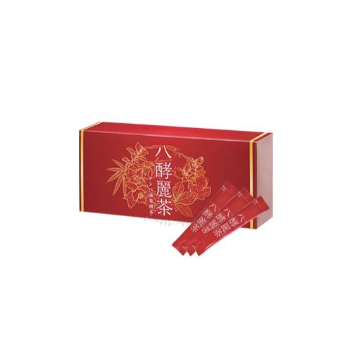 ★【株式会社はつらつ堂】八酵麗茶 240g(2.5g×96包)ダイエット 健康茶 クマザサグァバ葉 発酵桑葉