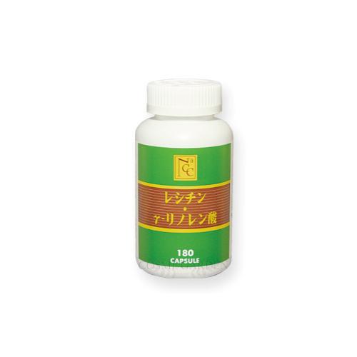 【NAC エヌエーシー】レシチン・γ-リノレン酸 550mg×180粒サプリメント 脂肪酸 健康維持