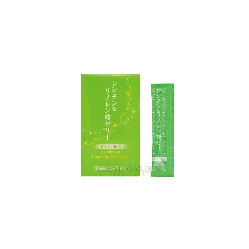 【NAC エヌエーシー】レシチン&リノレン酸ゼリー(ビオチン配合) 15g×30本サプリメント ゼリー