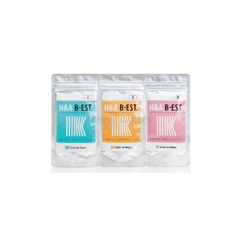 【Salon de Rejue】【サロン・ド・リジュー】H&A B-EST.(ビーエスト)3種類セットサプリメント 美容 健康ビタミンC・L-グルタミン含有食品 ウコン DHC