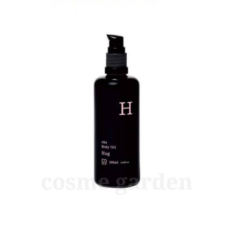 【UKA】【ウカ】uka Body Oil Hug(ウカ ボディオイル ハグ)100mlオーガニックオイル ボディオイル