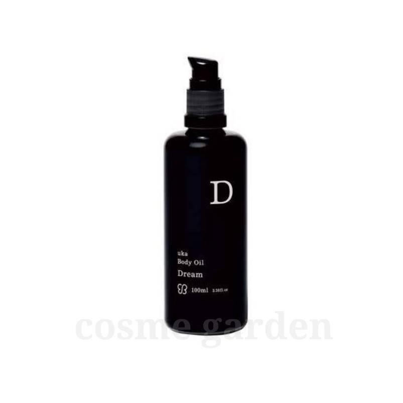 【UKA】【ウカ】uka Body Oil Dream(ウカ ボディオイル ドリーム)100mlオーガニックオイル ボディオイル