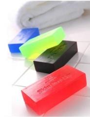 全国送料無料 ポイント5倍 贈答 クリックポスト対応商品 サンソリット ミニソープセット スキンピールバー 4色 開店記念セール