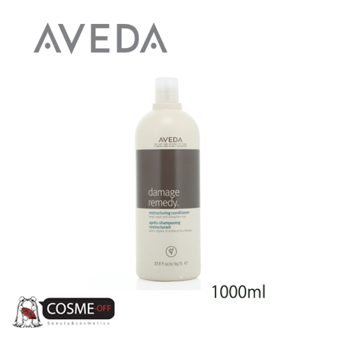 AVEDA/アヴェダ ダメージ レメディー シリーズ リストラクチュアリング コンディショナー1000ml (AF2W)[並行輸入品]