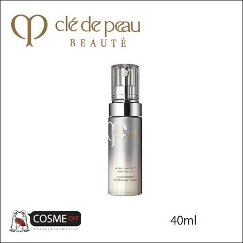 CLE DE PEAU BEAUTE/クレ・ド・ポーボーテ セラム コンサント レエクレルシサン 40ml (13335) 海外版 正規輸入品